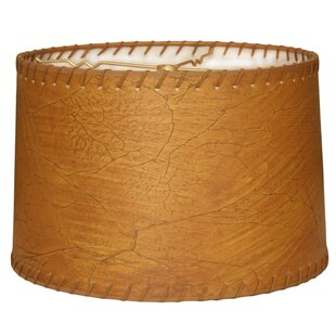 Read Reviews 14 Linen Drum Lamp Shade By Millwood Pines