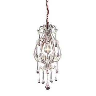 Driffield 1-Light Crystal ..