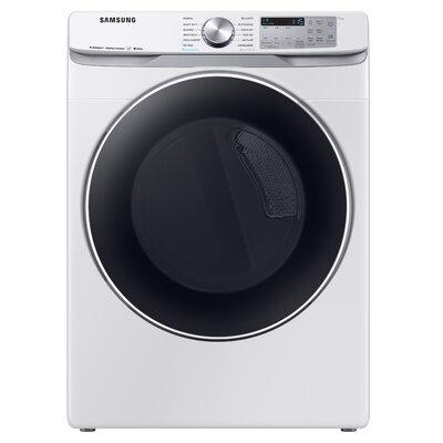7.5 cu. ft. High Efficiency Gas Dryer with Steam Sanitize+ Samsung