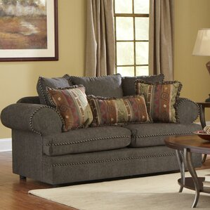 Hades Loveseat by Flair