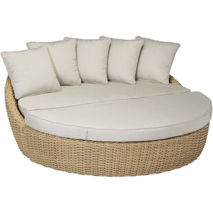 Sunset West Leucadia Patio Daybed with Cushions