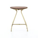 Wymore 25.75 Counter Stool by 17 Stories