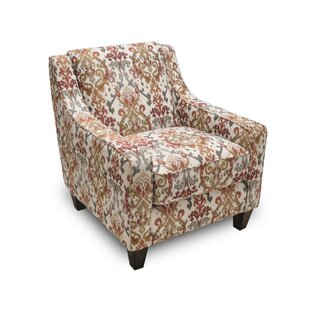 Oakford Wooden Framed Armchair by Darby Home Co