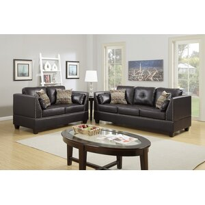 Scheuerman 2 Piece Living Room Set