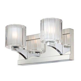 House of Hampton Royce 2-Light Vanity Light