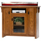 Angelina Solid Wood TV Stand for TVs up to 55 by Breakwater Bay