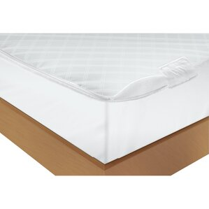 Ultimate and Comfort Temperature Balancing Hypoallergenic Waterproof Mattress Protector by AllerEase