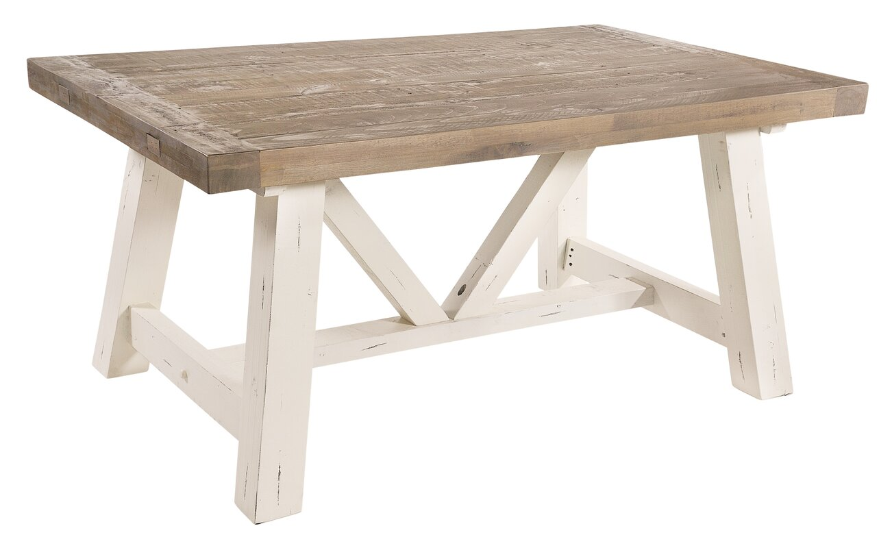 Breakwater Bay Sussex Shores Extendable Dining Table