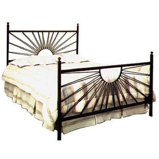 Panel Bed by Grace Collection