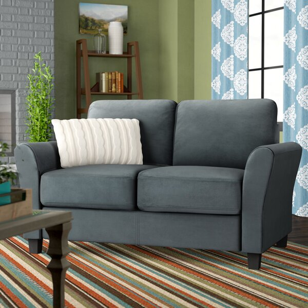 Charlton Home Patricia Loveseat & Reviews by Charlton Home