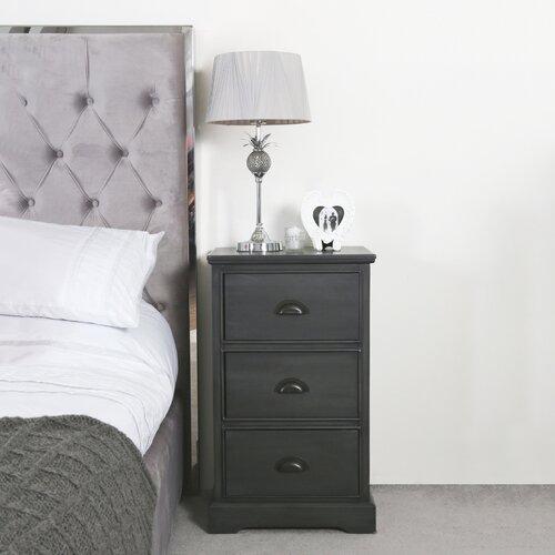 Nachttisch Berkshire Brambly Cottage | Schlafzimmer > Nachttische | Holz | Brambly Cottage