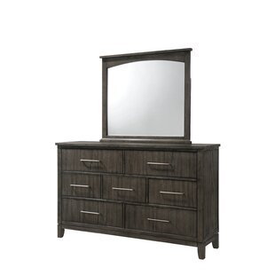 Gracie Oaks Drew 7 Drawer Dresser