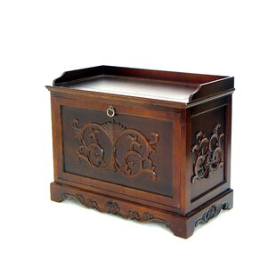 Inexpensive 12-Pair Shoe Storage Cabinet ByBloomsbury Market