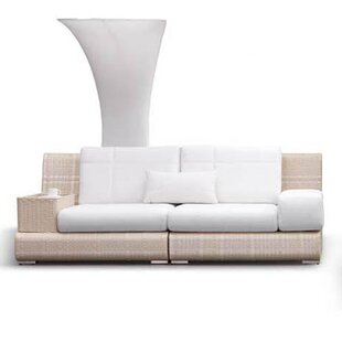 100 Essentials Sumba Deep Sunbrella Seating Group with Cushions