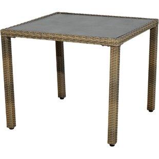 Balmore Basic Rattan Dining Table Image