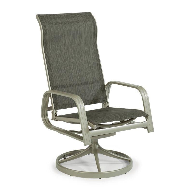 Dinan Swivel Gliding Chair