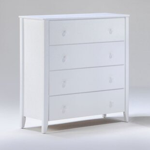 Zest 4 Drawer Chest by Night & Day Furniture