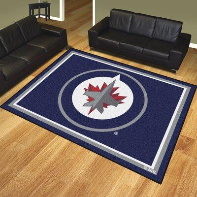 St Louis Blues Milliken NHL Team Spirit Area Rug Man Cave