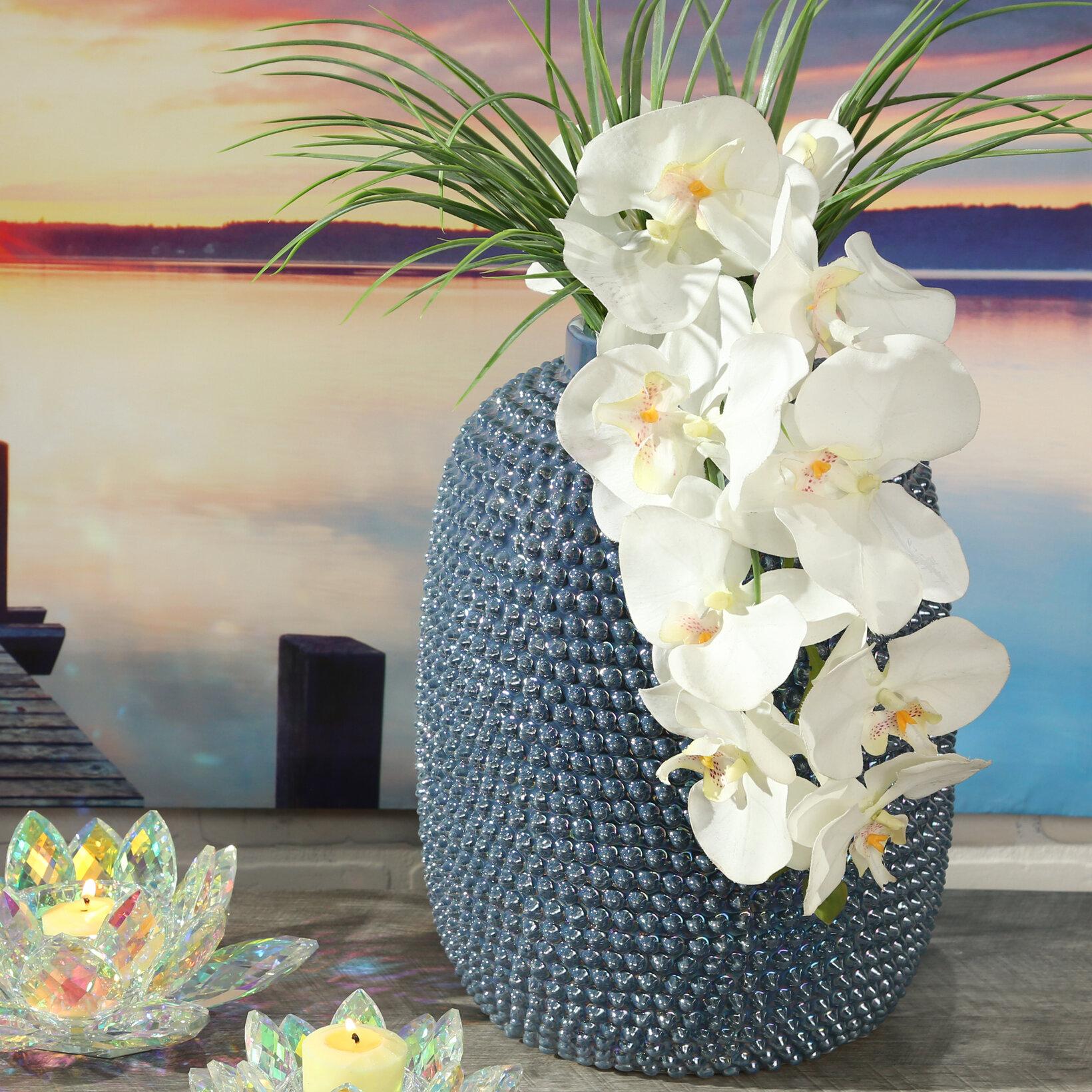 Rozier Decorative Ceramic Spike Table Vase Reviews Joss Main