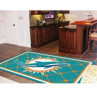 NFL - Miami Dolphins 4x6 Rug ByFANMATS
