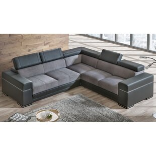 Parys Sleeper Sectional by The Collection German Furniture