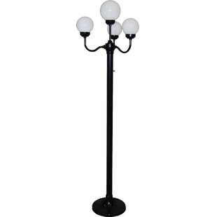 Globe Luminaire 4-Light 79'' Post Light by Polymer Products