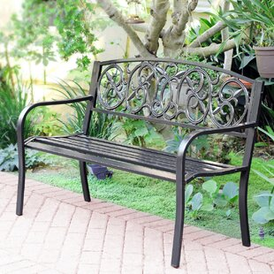 Steel Park Bench by Jeco I..