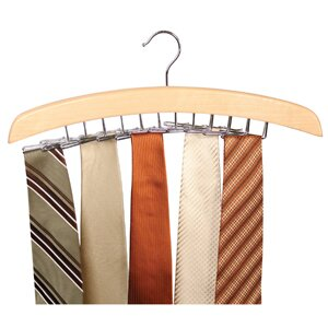 Reviews Closet Accessories Imperial 24-Tie Hanging Organizer By Richards Homewares