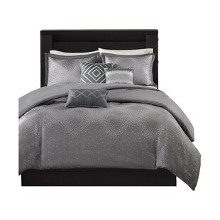 Amparo 6 Piece Duvet Cover Set
