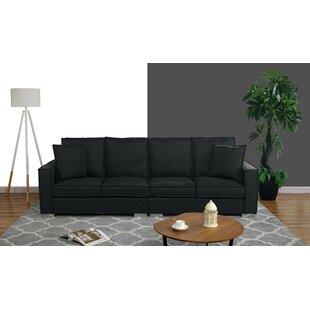 Hubert Modern Low Frame Sofa