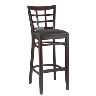 Harner 30 Bar Stool by August Grove Best #1