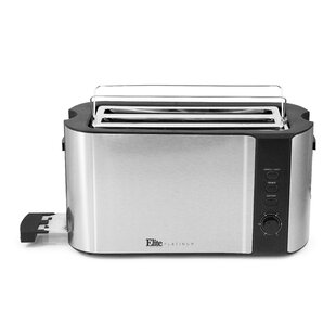 4 Slice Long Toaster