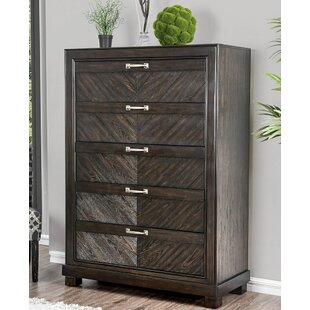 Kratochvil 5 Drawer Chest