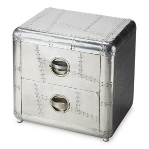 Midway Aviator End Table by Butler