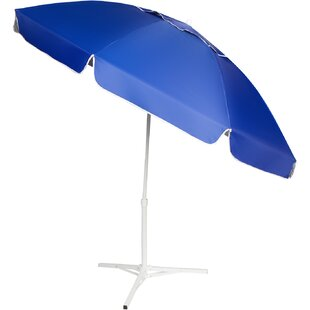 Ebern Designs Peachey Portable Beach and Sports 7' Market Umbrella