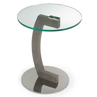Center End Table by Brayden Studio