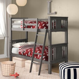 Price comparison Bearman Twin over Twin Bunk Bed by Birch Lane™ Heritage Reviews (2019) & Buyer's Guide