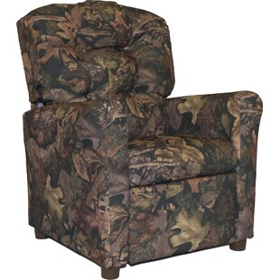 Read Reviews Harvest Camo Kids Recliner By Brazil Furniture