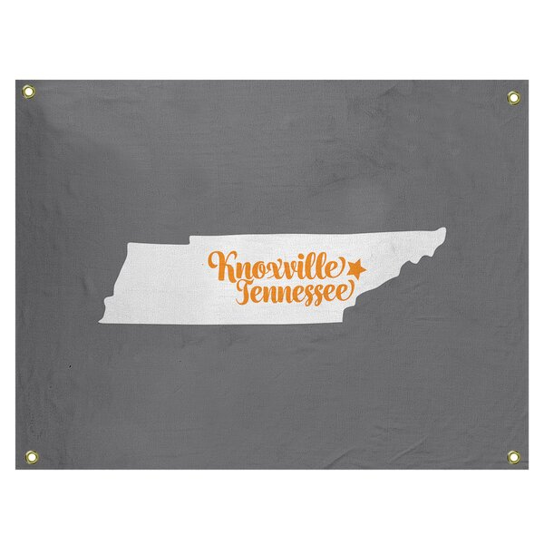 East Urban Home Tennessee Sports Wall Tapestry Wayfair