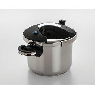Cook Pro 7.5-Qt. Professional Excel Steel Pressure Cooker