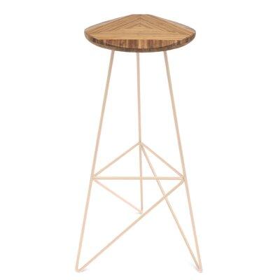 Marvelous Acute 30 Bar Stool Brave Space Design Leg Color Peach Color Creativecarmelina Interior Chair Design Creativecarmelinacom
