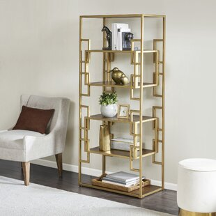 Comparison Nebraska Etagere Bookcase By Brayden Studio