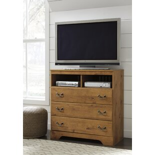 Cheyanne 3 Drawer Media Chest