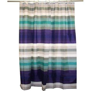 Cheer Stripe Single Shower Curtain