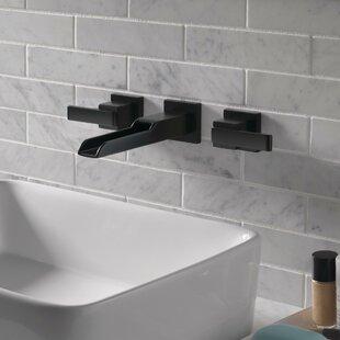 Black Wall Mount Faucet | Wayfair on wall mount bathroom vanity, wall mount bathroom hardware, wall mount bathroom counter, wall mount vessel faucet, shelf back lavatory faucet, wall mount bathtub, wall mount tub faucet brushed nickel, wall mount bathroom sink, bronze wall mount faucet, wall mount basin faucet, wall faucets for sinks, wall mount telephone faucet, lowe's wall mount faucet, wall mount faucet parts, bad design shower faucet, wall mount circuit breaker, wall mount faucet rough in, wall mount toilet, wall mount bathroom light, wall mount faucet with cross handles,