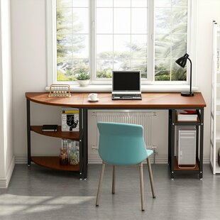 Check Prices Cushing Corner Computer Desk By Ebern Designs