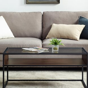 Reviews Keyshawn Coffee Table By George Oliver