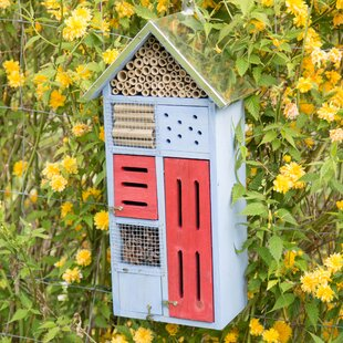 Valerii Insect Hotel Hanging Bumblebee House By Sol 72 Outdoor