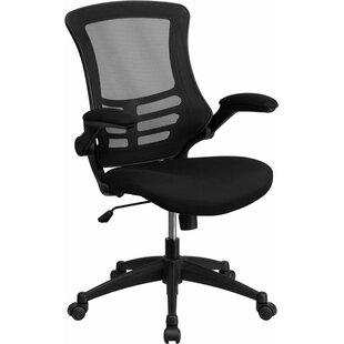 Ebern Designs Dunson Mid-Back Ergonomic Mesh Office Chair