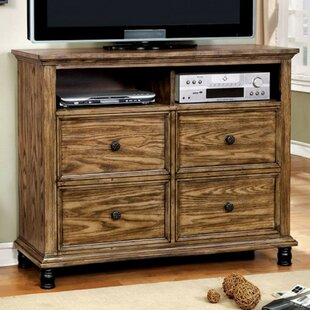 Wiesner Industrial Design Media 4 Drawer Chest